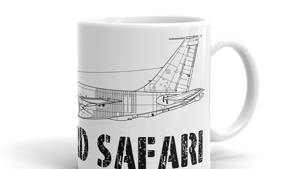 Boneyard Safari KC-135R Coffee Mug