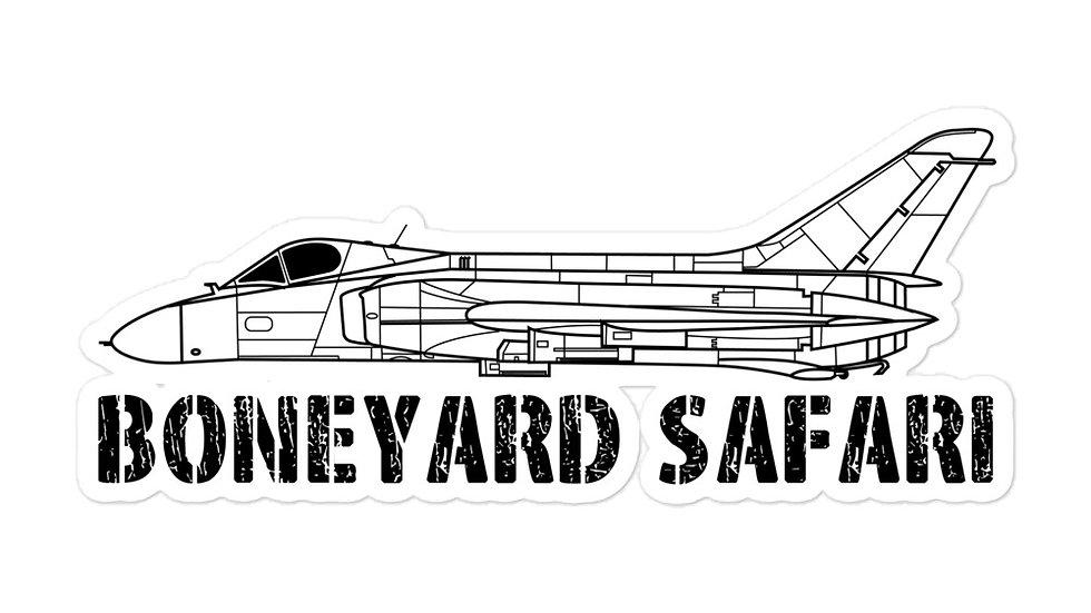 Boneyard Safari F4D-1 Sticker