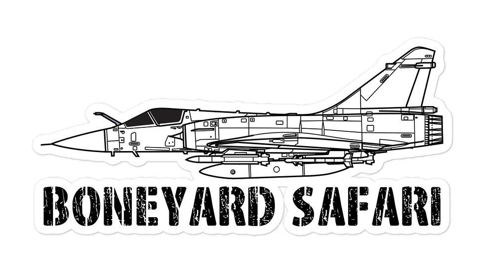 Boneyard Safari Mirage 2000