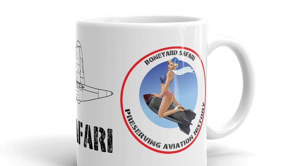 Boneyard Safari P2V coffee mug