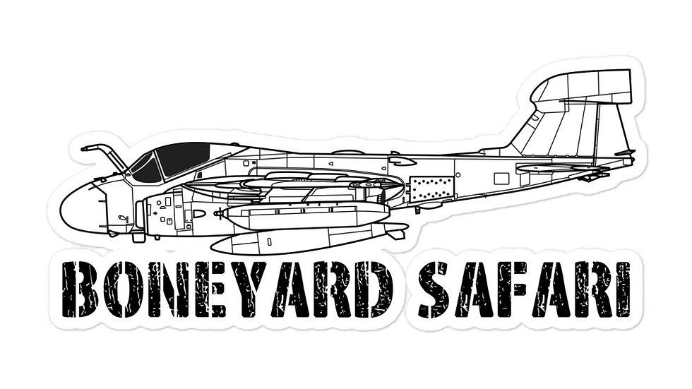 Boneyard Safari EA-6A Sticker
