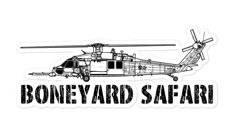 Boneyard Safari HH-60G sticker