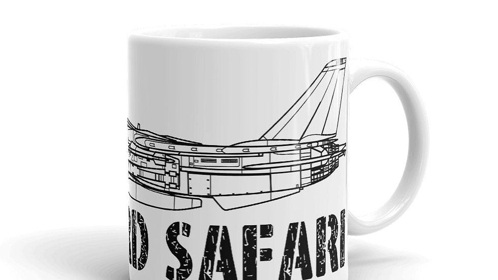 Boneyard Safari F-14 Coffee Mug