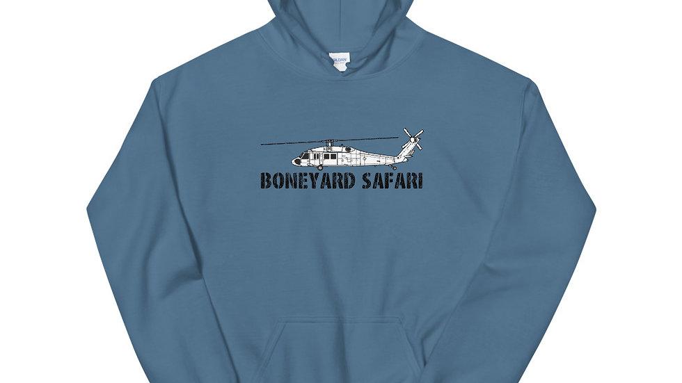 Boneyard Safari UH-60A Unisex Hoodie