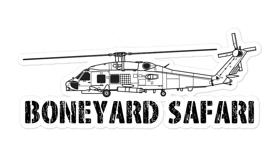 Boneyard Safari SH-60B sticker