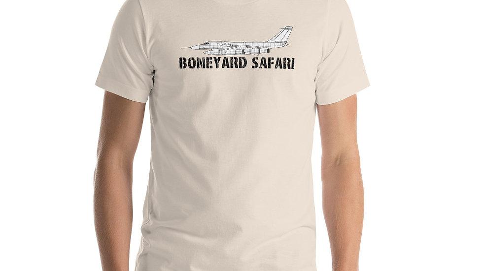 Boneyard Safari B-58 Short-Sleeve Unisex T-Shirt