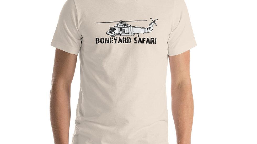 Boneyard Safari SH-2F Short-Sleeve Unisex T-Shirt