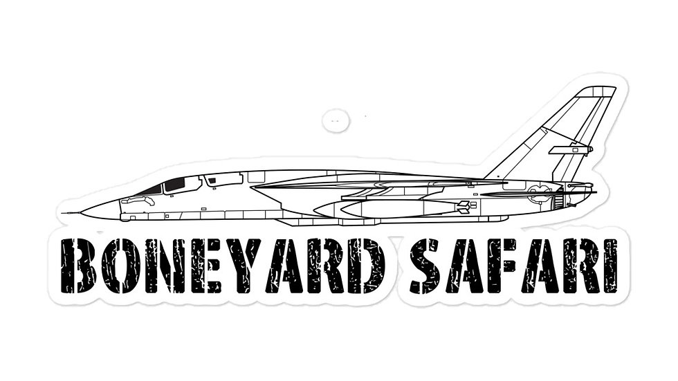 Boneyard Safari RA-5C sticker
