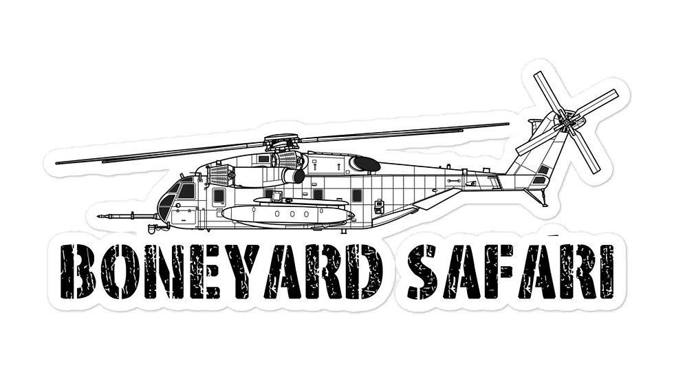 Boneyard Safari CH-53E Sticker