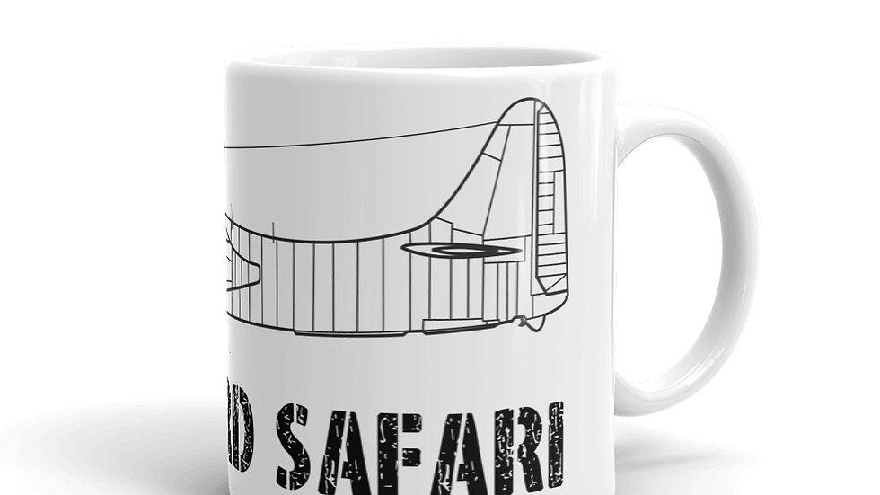 Boneyard Safari Tigercat Coffee Mug