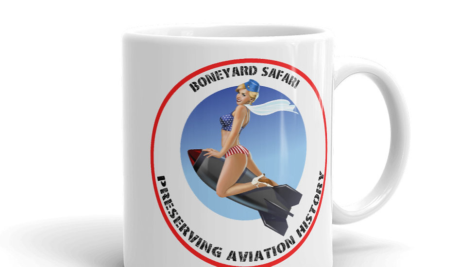 Boneyard Safari Coffee Mug