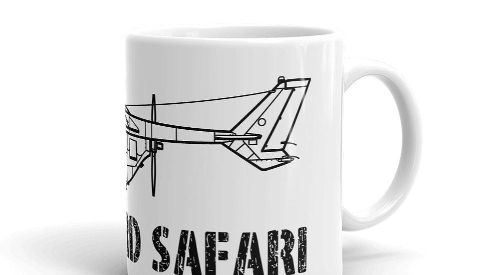 Boneyard Safari O-2 Coffee Mug