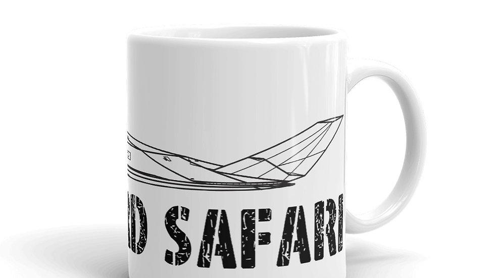Boneyard Safari F-117 Coffee Mug