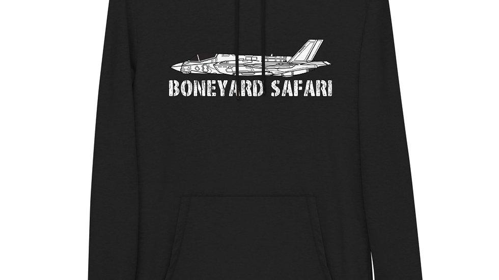 Boneyard Safari F-35A Unisex Lightweight Hoodie