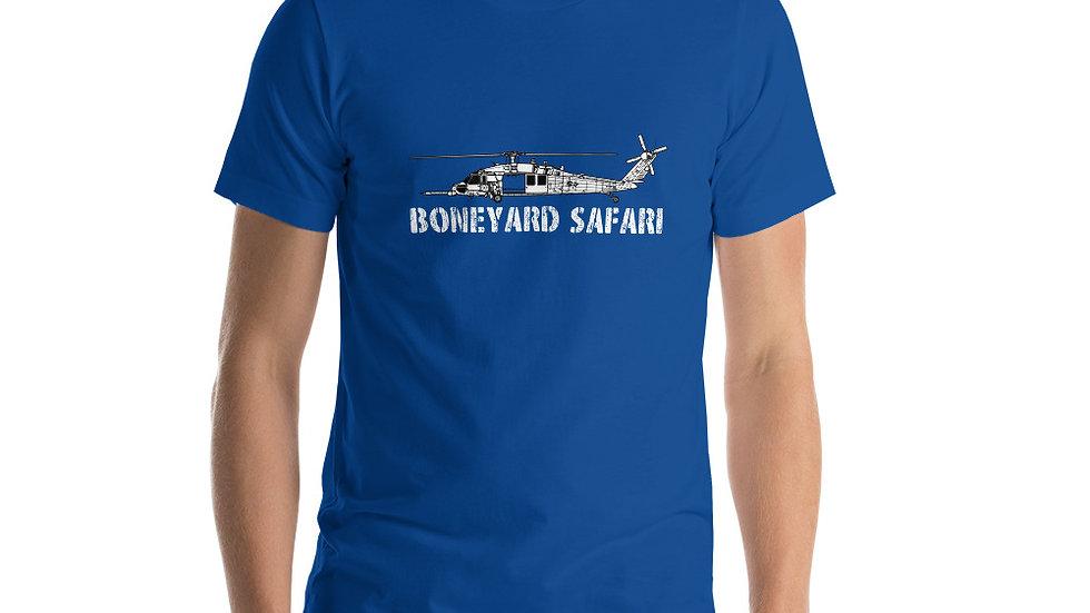 Boneyard Safari HH-60G Short-Sleeve Unisex T-Shirt