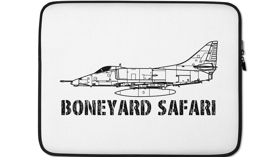 Boneyard Safari A-4E Laptop/Tablet Sleeve