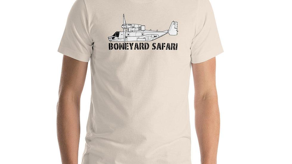 Boneyard Safari V-22 Short-Sleeve Unisex T-Shirt