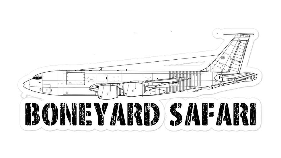 Boneyard Safari KC-135R sticker