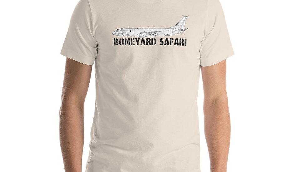 Boneyard Safari P-8 Short-Sleeve Unisex T-Shirt