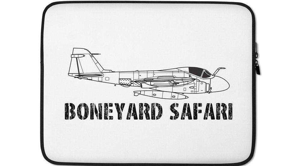 Boneyard Safari A-6 Laptop Sleeve