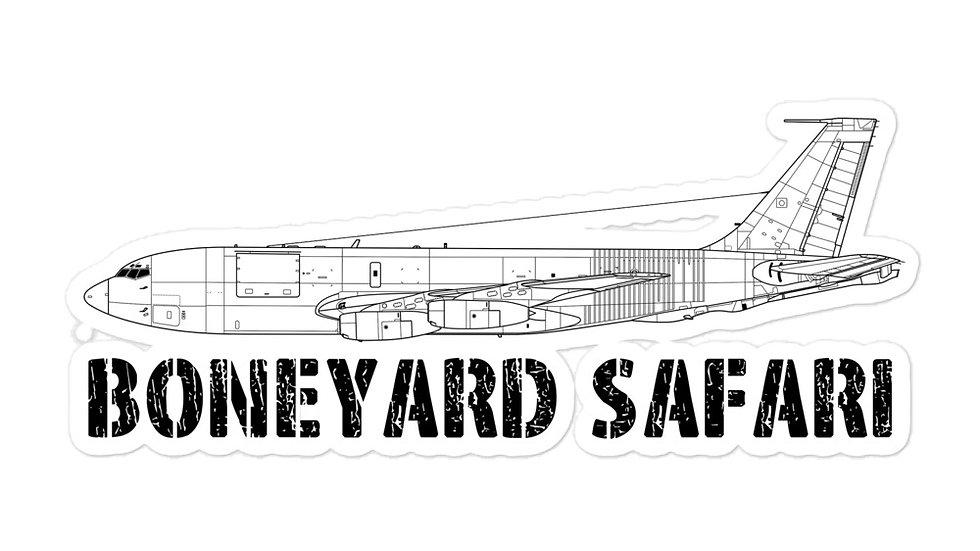 Boneyard Safari KC-135E sticker