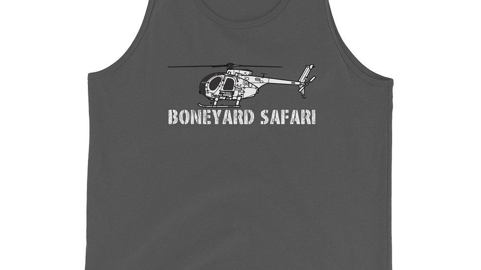 Boneyard Safari AH-6 Unisex Tank Top