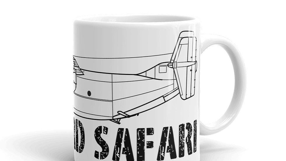 Boneyard Safari C-2 Coffee Mug