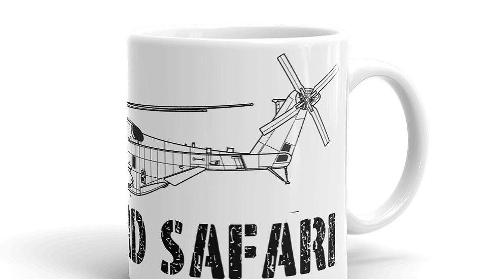 Boneyard Safari CH-53E Coffee Mug