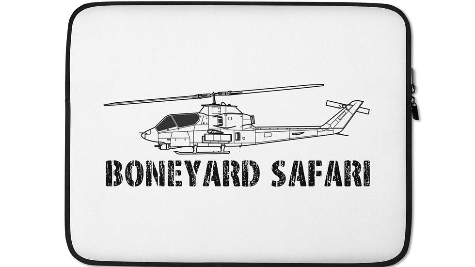 Boneyard Safari AH-1G Laptop Sleeve