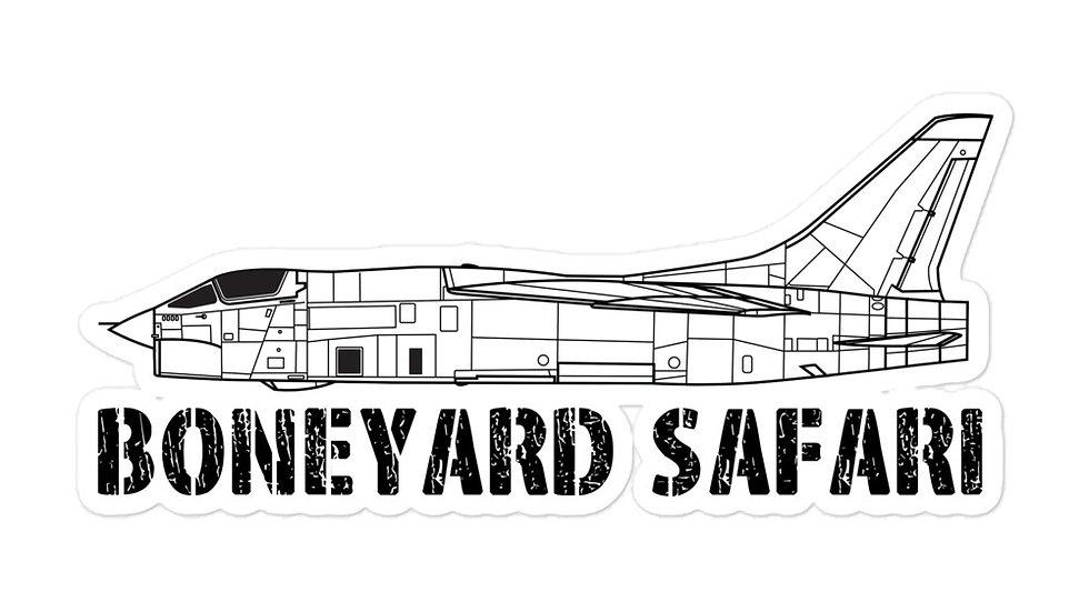 Boneyard Safari RF-8A sticker