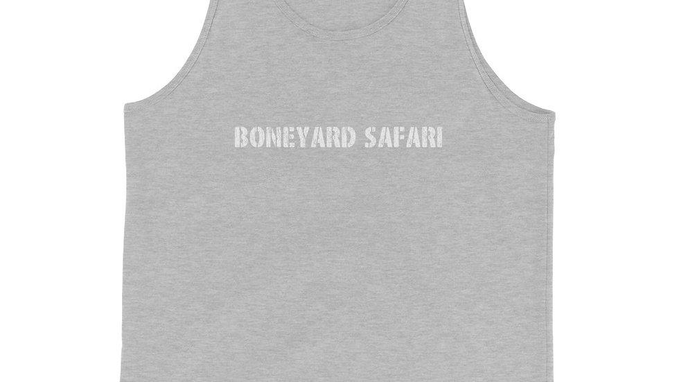 Boneyard Safari VF-1 Unisex Tank Top