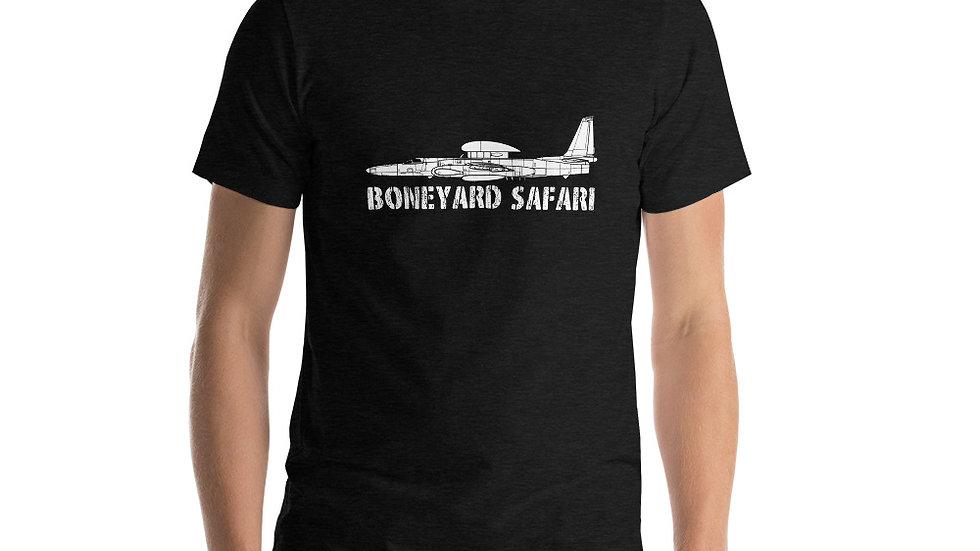 Boneyard Safari U-2R Dragon Lady Short-Sleeve Unisex T-Shirt