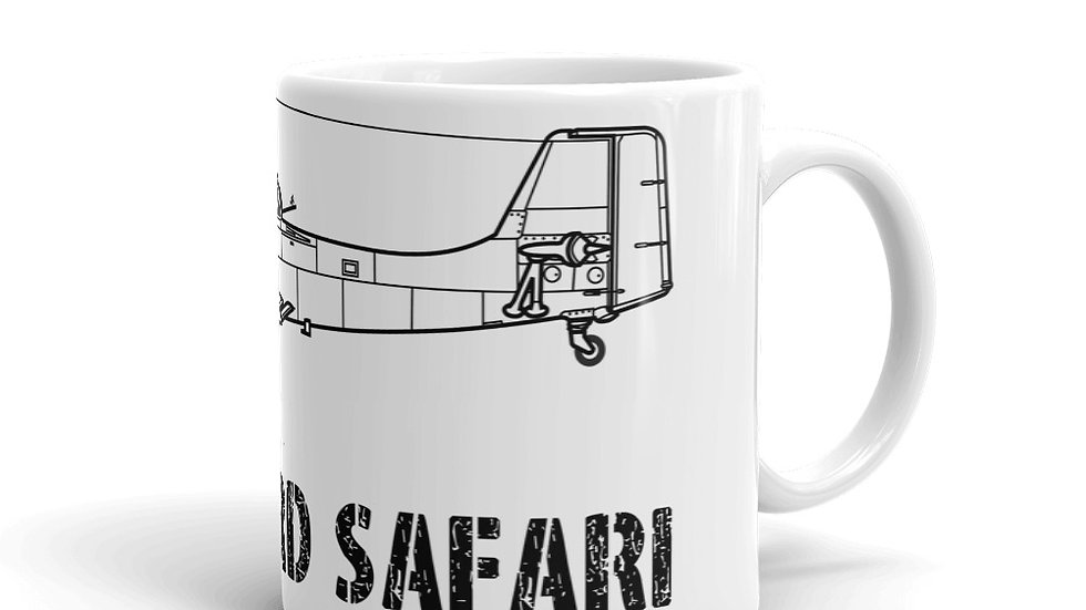 Boneyard Safari JU-87B-1 Coffee Mug