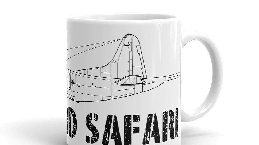 Boneyard Safari P-3 Coffee Mug