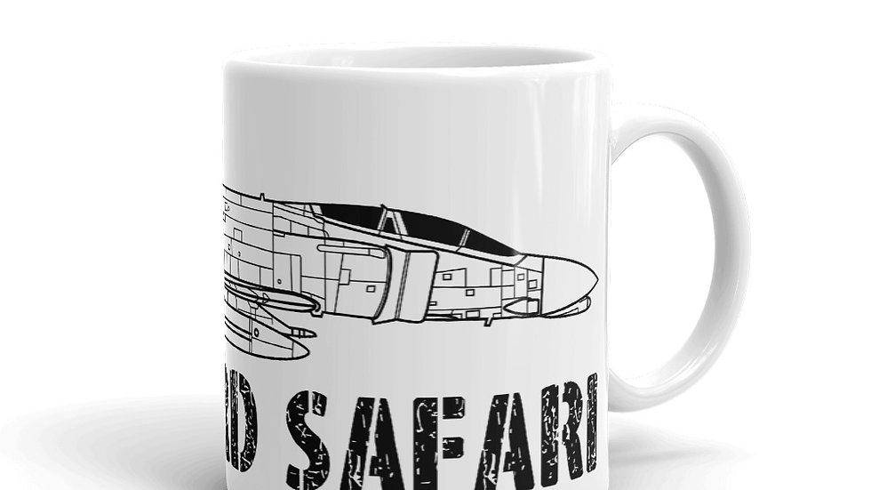 Boneyard Safari F-4C Coffee Mug