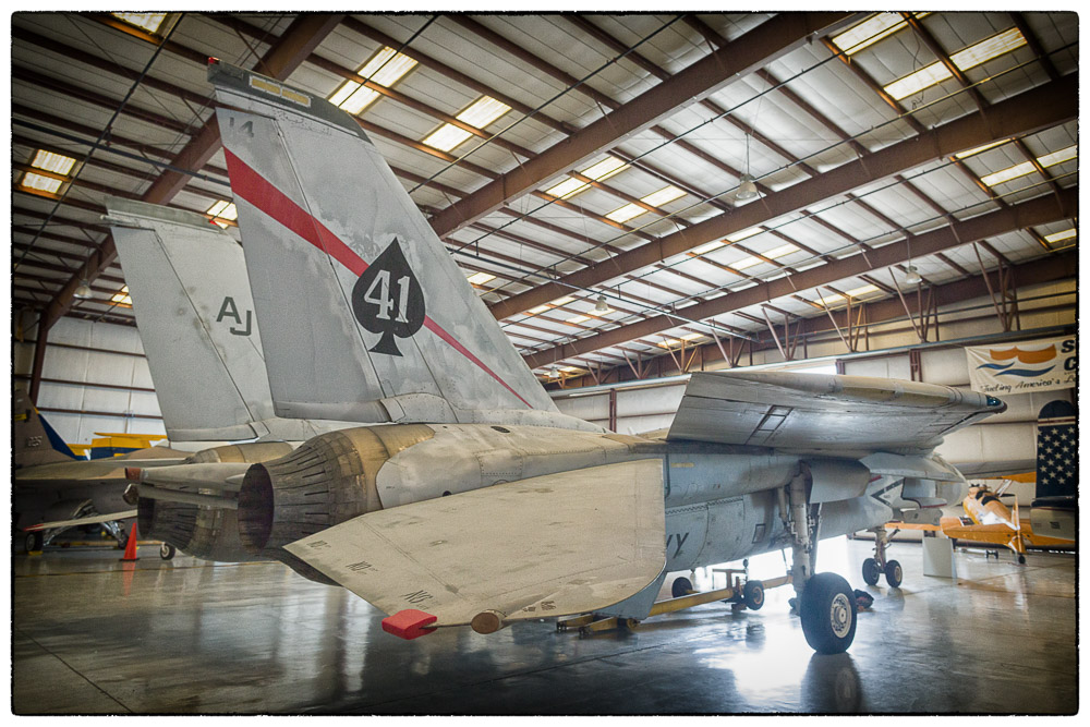 F-14A 161134