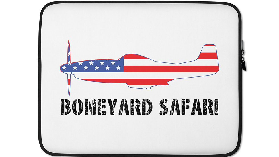 Boneyard Safari Laptop/Tablet Sleeve