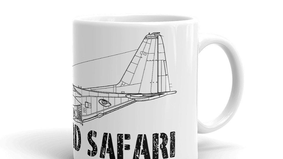 Boneyard Safari AC-130U Coffee Mug