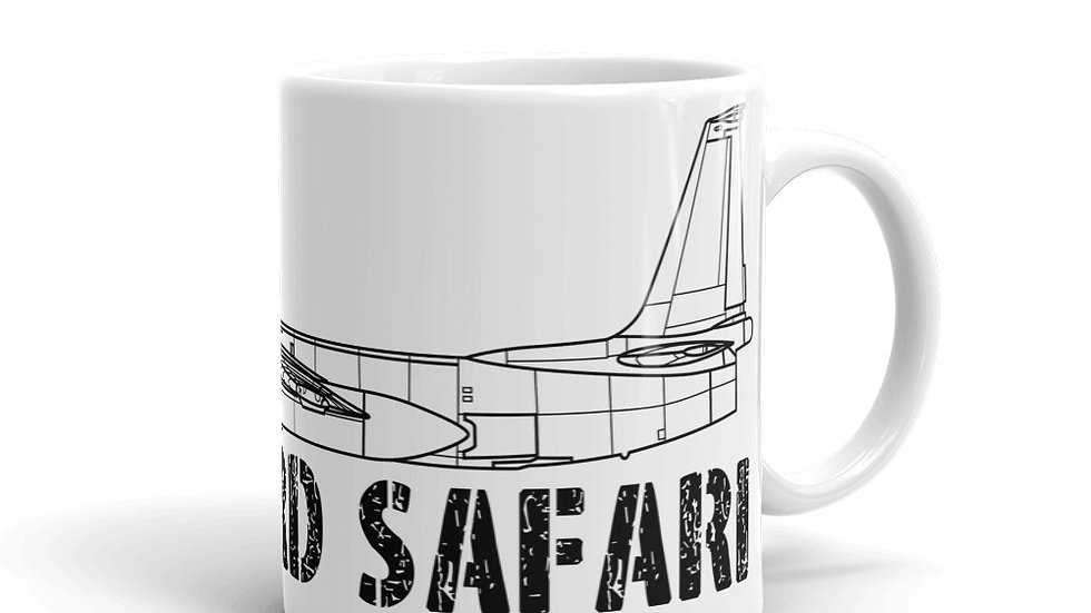 Boneyard Safari U-2S Coffee Mug