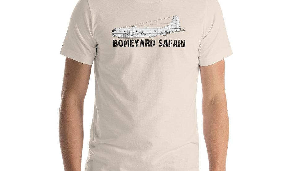 Boneyard Safari KC-97 Short-Sleeve Unisex T-Shirt