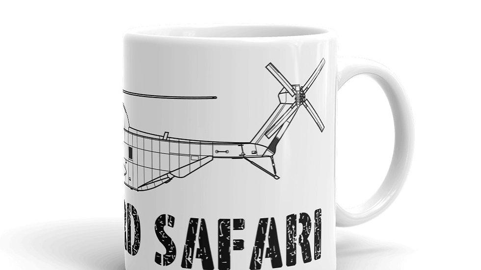 Boneyard Safari CH-53A Coffee Mug