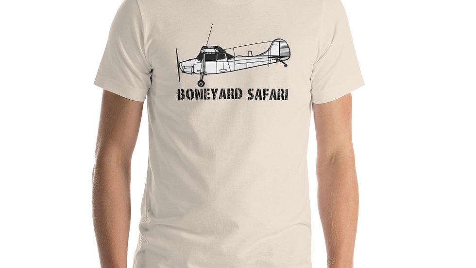 Boneyard Safari 0-1 Short-Sleeve Unisex T-Shirt