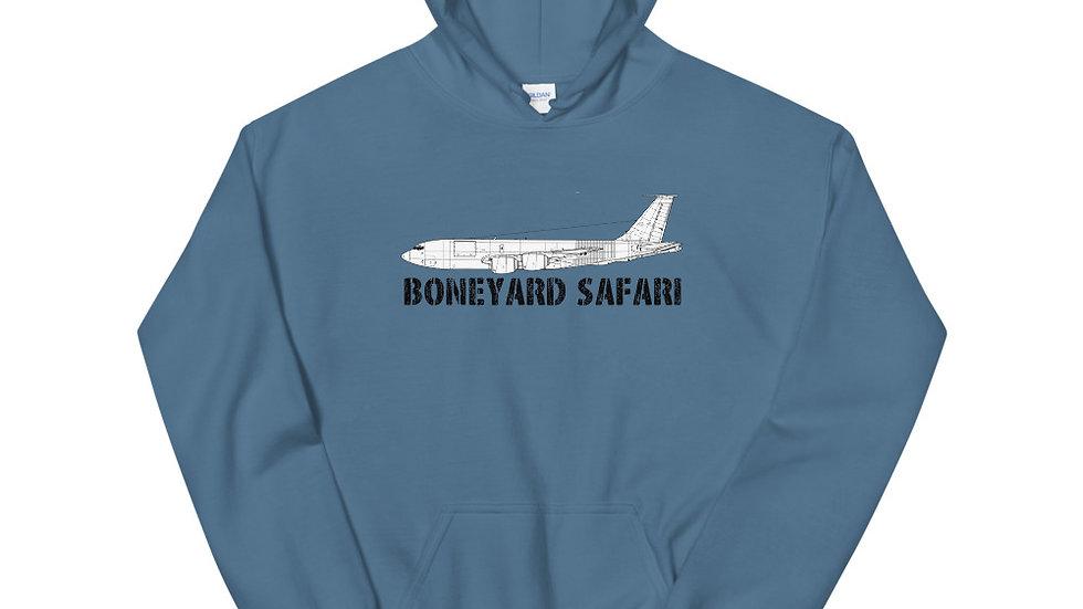 Boneyard Safari KC-135R Unisex Hoodie