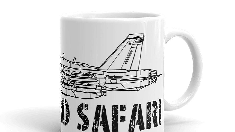 Boneyard Safari EA-18G Coffee Mug