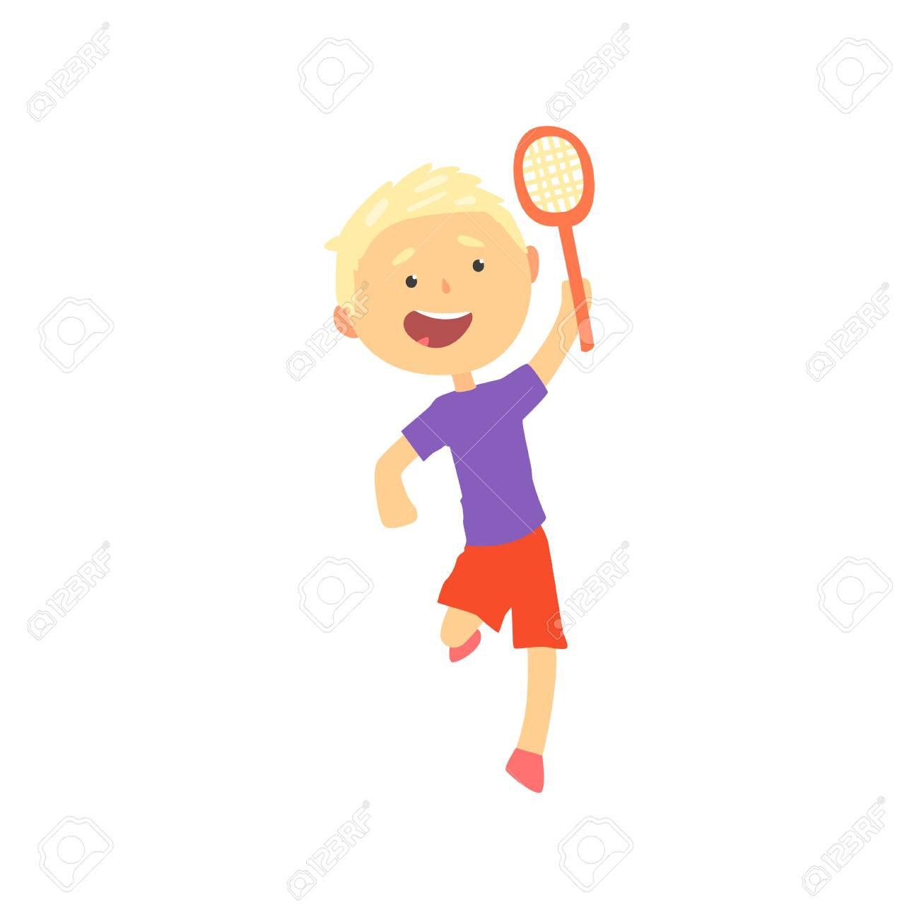 Semaine 09-08 Badminton enfant