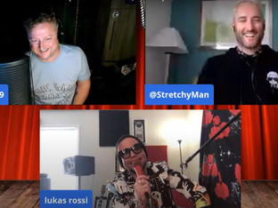 The Bad Boys Of Pop Interview with Lukas Rossi 07-27-20
