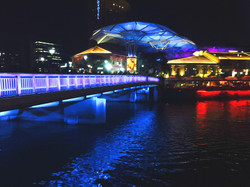 Singapore Clarke Quay Nightlife