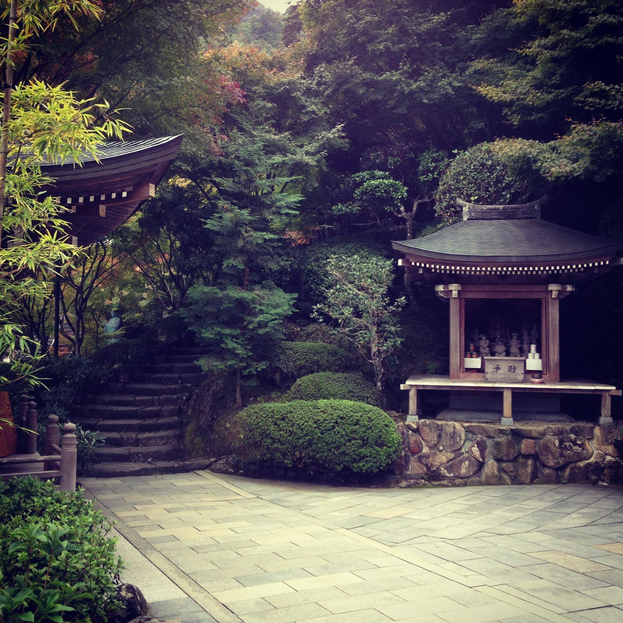 Miyojimo Island Temple