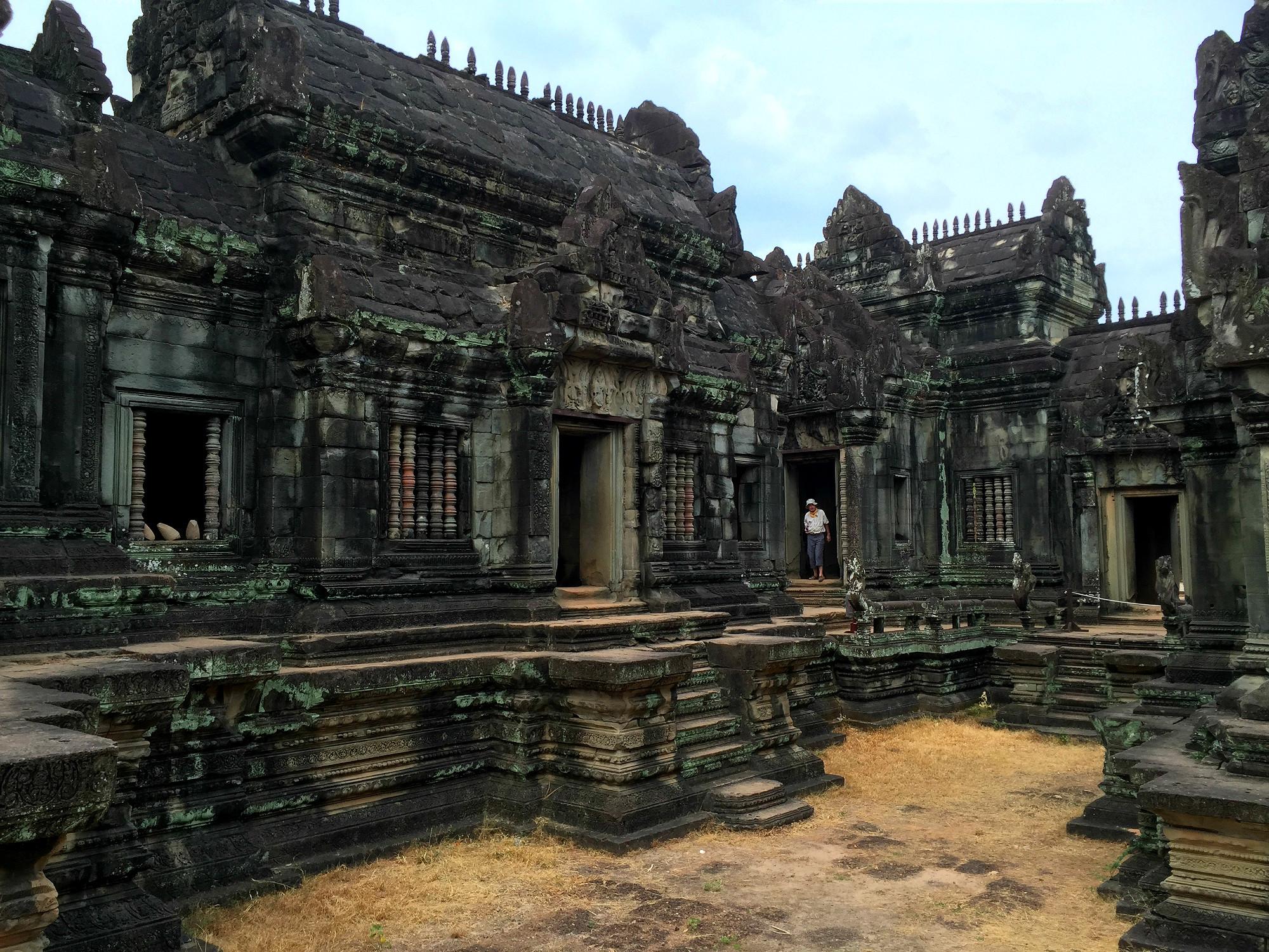 Angkor Temples Siem Reap Cambodia
