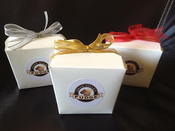 WHITE GIFT BOXES - ANY FLAVOUR